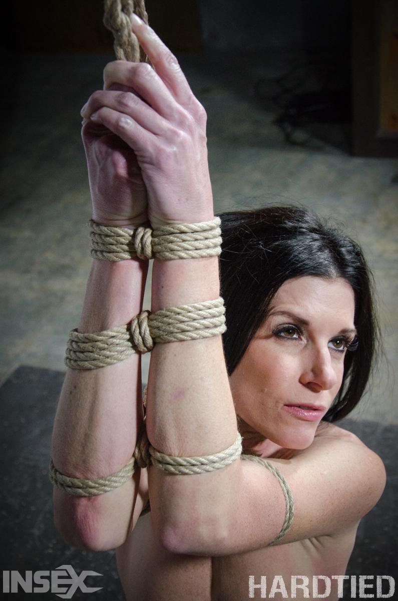 Angelique indian female bondage