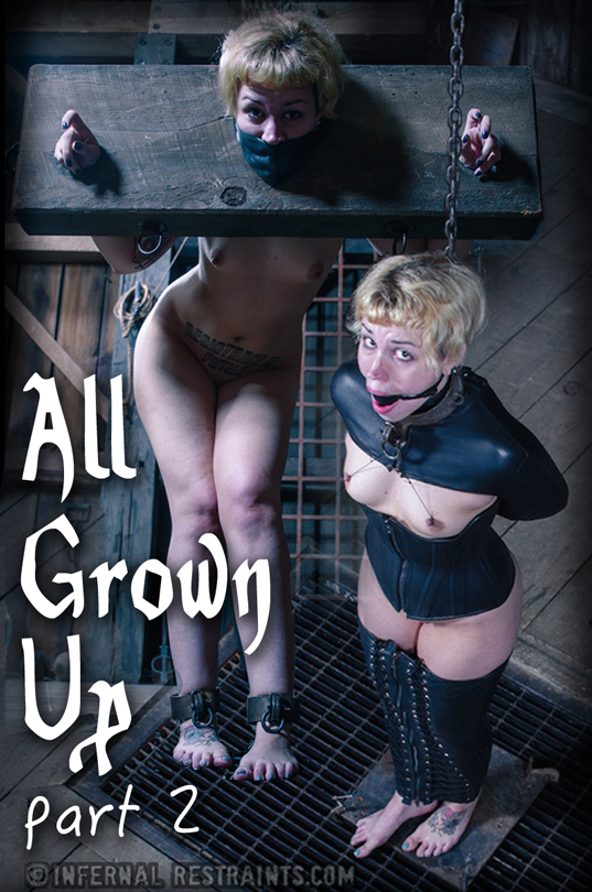 All Grown Up Part 2 with Elizabeth Thorn Delirious Hunter