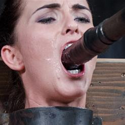 Mary Jane Shelly screams in pleasure-pain orgasm