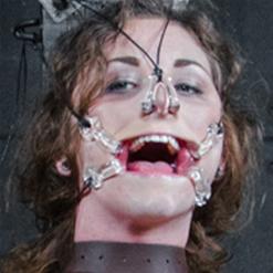Bianca Breeze pussy split by Mr. Pogo