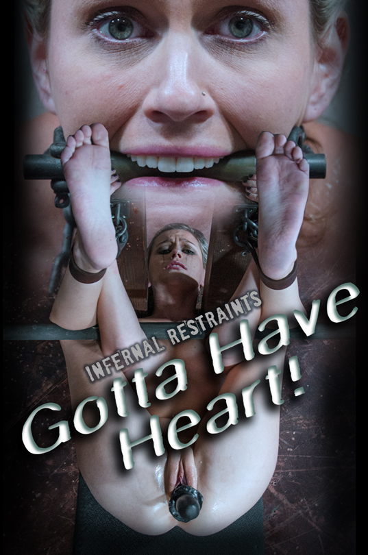 Gotta Have Sasha Heart on Infernal Restraints