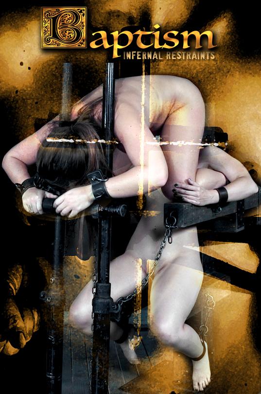 Maddy and Samantha embrace in bondage