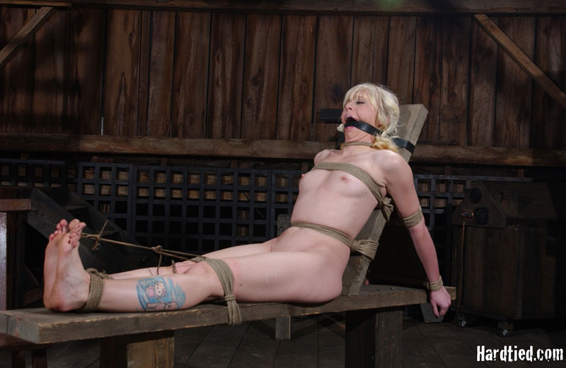 Sarah vandella in hard anal sex and schoolgirl bondage anal therapy
