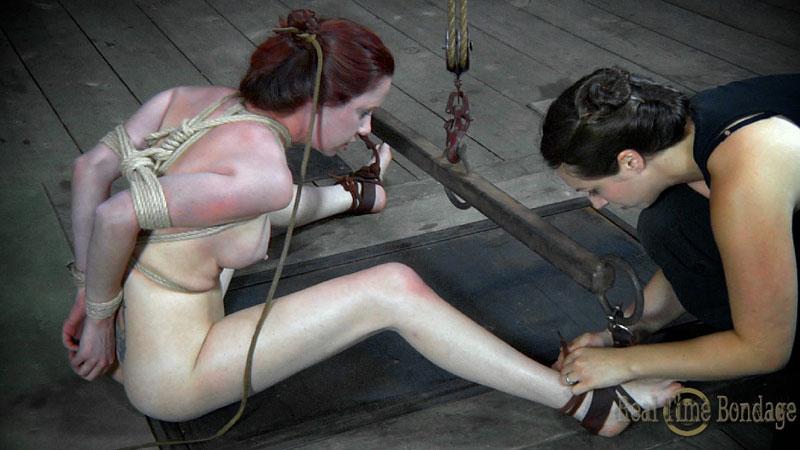 Real time bondage free porn