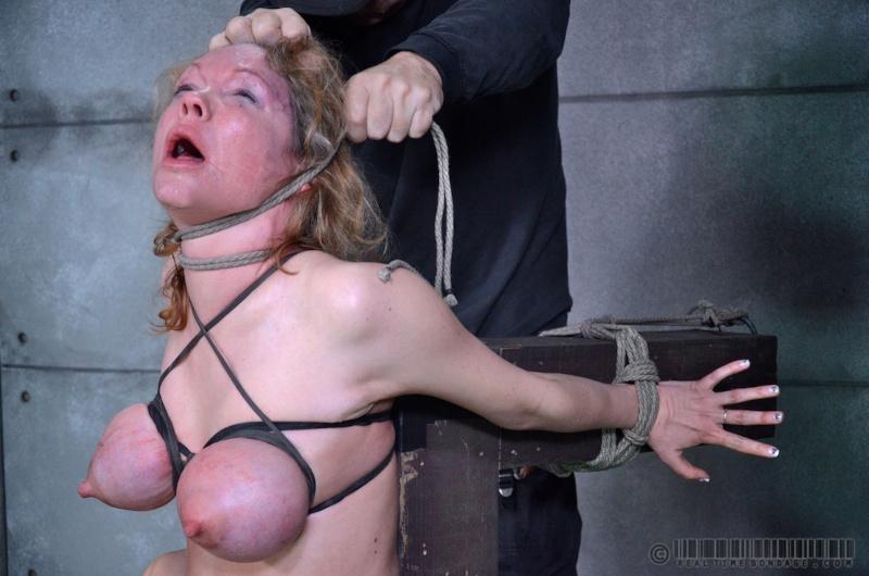 Female self bondage stories