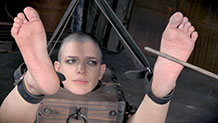 Abigail Dupree tape gag humiliation grooming