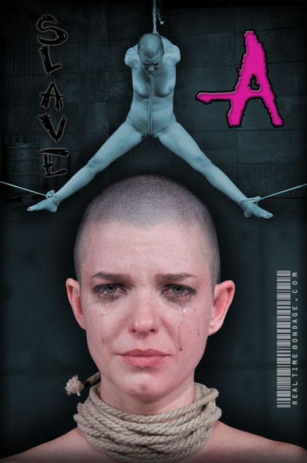 Slave A Part 2 Abigail Dupree on Real Time Bondage