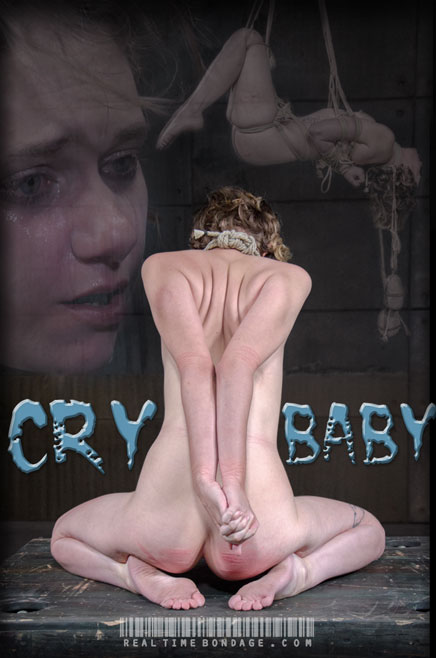 Mercy West is Cry Baby on Real Time Bondage