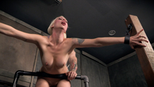 Lorelei Lee humiliated while being fucked