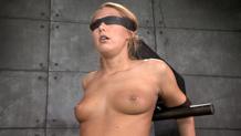 Blindfolded bound blindfolded Carter Cruise