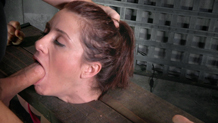 Rough brutal deepthroat sex slave Cici Rhodes