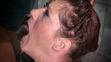 Messy brutal interracial deepthroat sex slave Cici Rhodes