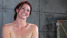 Sexy dungeon sex slave Cici Rhodes