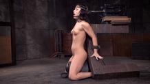 Sexuallybroken Jennifer White sybian shaved pussy