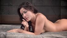 Sexuallybroken Jennifer White rough fucking and bondage