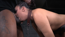 Paisley Parker roughly fucked by BBC for Sexuallybroken