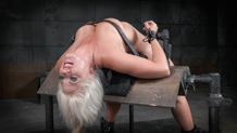 Holly Heart does epic brutal deepthroat