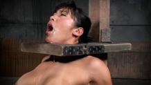 Sexy Mia Li all ready to be Sexuallybroken