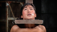Dazed and confused Mia Li takes the dick