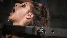 Bound messy and destroyed Abella Danger deepthroating BBC
