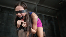 Drooling and happy Kalina Ryu loves the dick