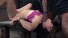 BBC fucks Aria Alexander's tight pussy