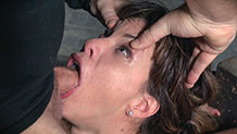 Suffering Devilynne destroyed in bondage