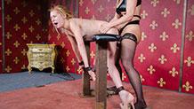 Dee Williams fucking her slave Odette Delacroix
