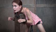 Anna De Ville enjoys strap on sex